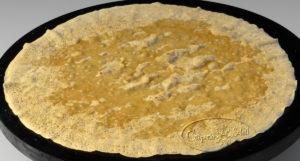 Crêpe mit Grand Marnier und Vollrohrzucker